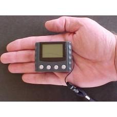 Portable magnetic reader